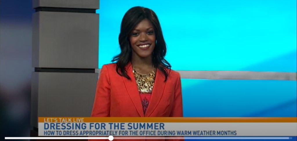 Let's Talk Live Trendy Summer Work Styles