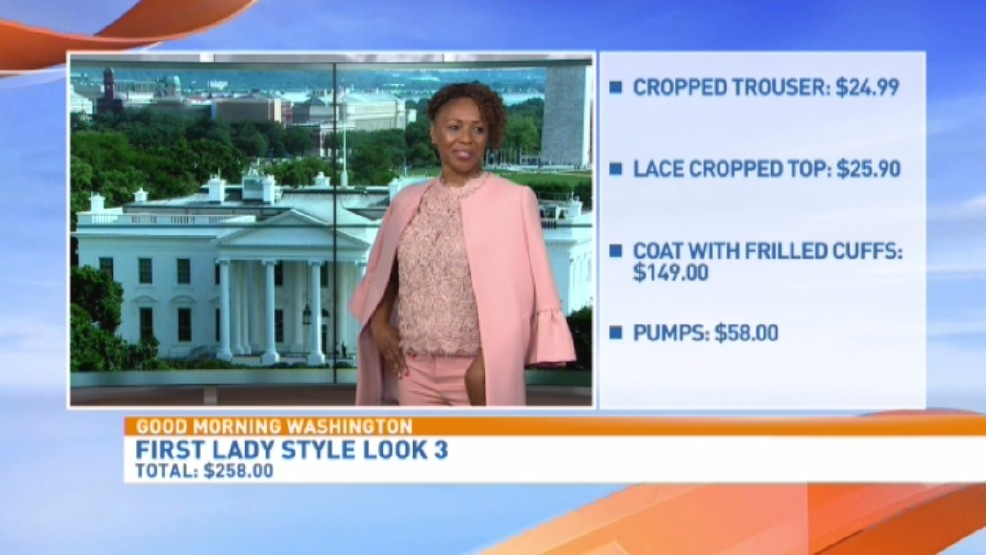 "GMW – How to dress like a First Lady & ""Birthday Girl""Melania Trump"" on a fashionista budget!"